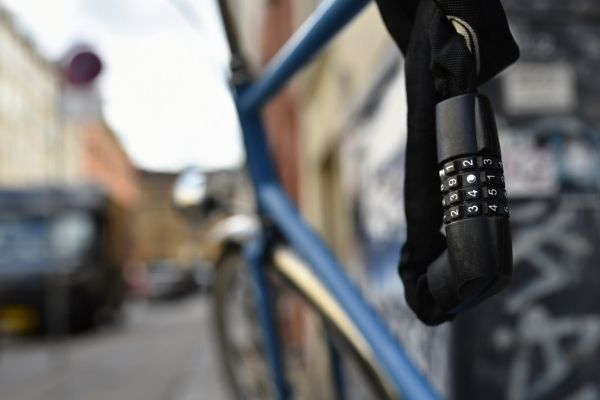 how to pick a bike combination lock
